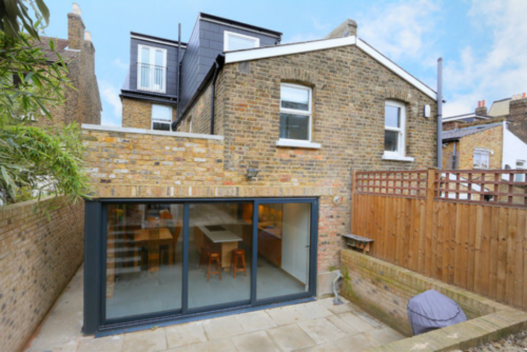 House Extension Applecore PDM in Portsmouth in Hampshire