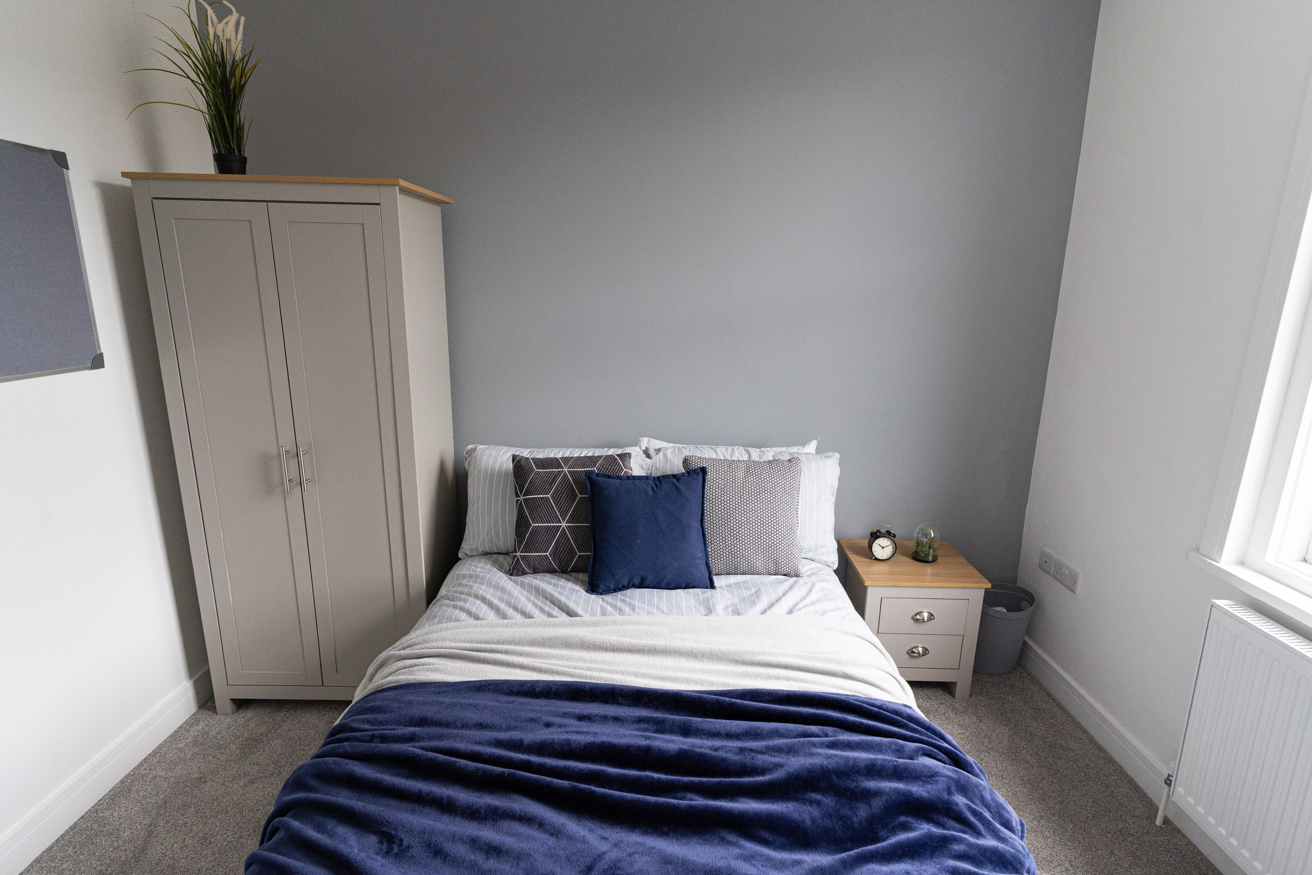 After - Student HMO Conversion Development Project by Applecore PDM Southsea Portsmouth Hampshire