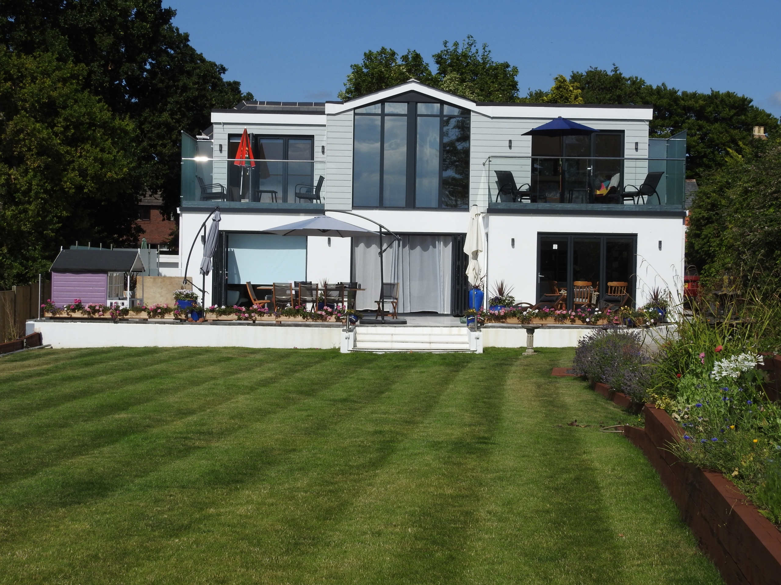 After - House Remodel by Applecore PDM Netley Abbey Hampshire Hampshire