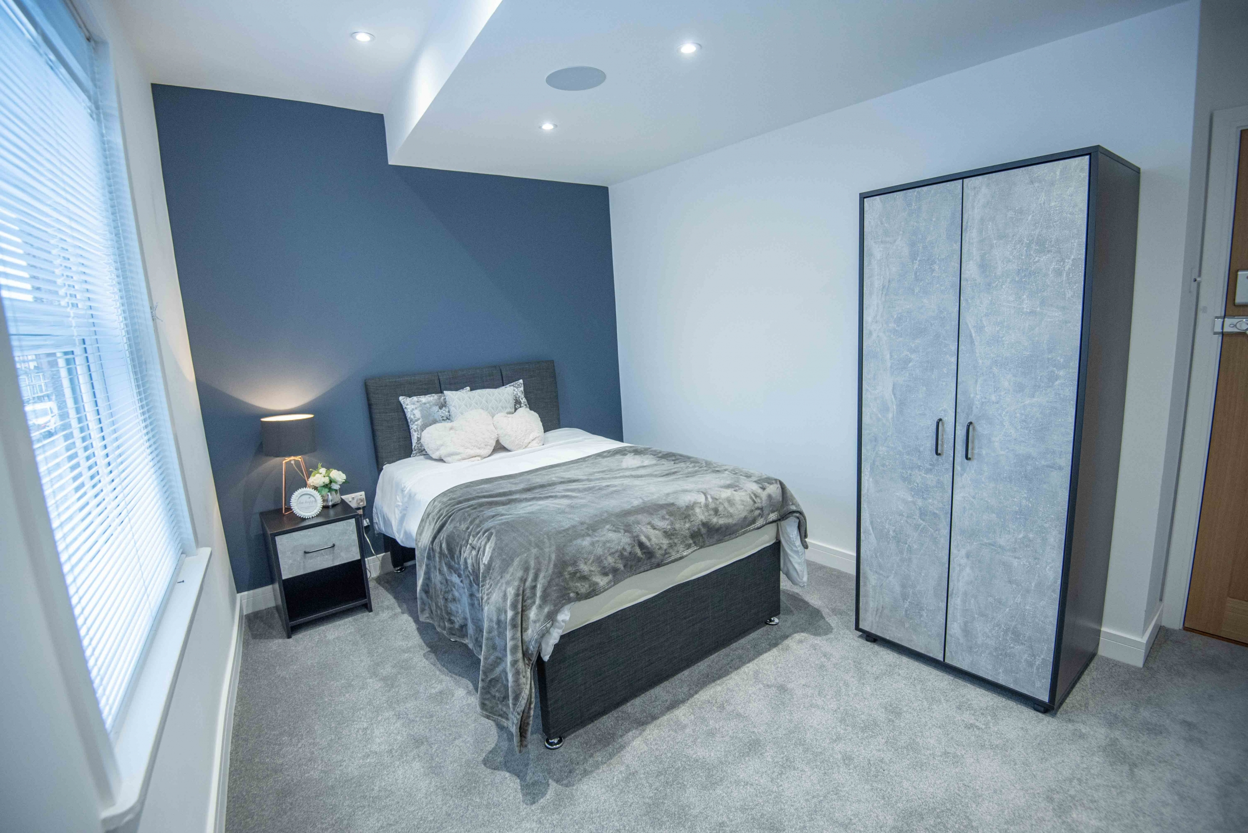 Student HMO Conversion Property Development by Applecore PDM in Southsea, Portsmouth in Hampshire